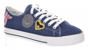 Trampki Tamaris 23633 / denim